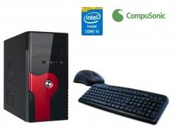 MICRO COMPOSTO COMPUSONIC CORE I5 / 4GB / 500GB